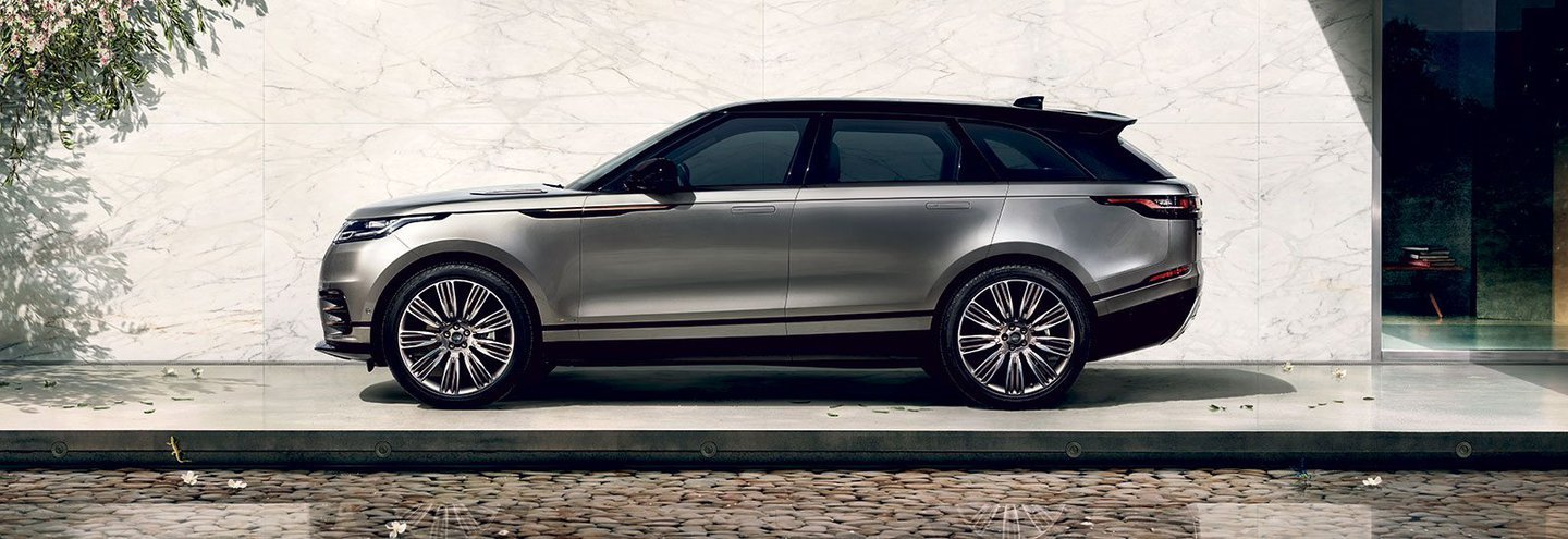 Range Rover Velar - World Car Design of the Year